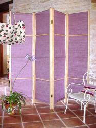 paravents claustras bois stores standards et sur. Black Bedroom Furniture Sets. Home Design Ideas